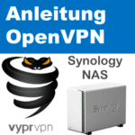 VyprVPN auf Synology NAS einrichten