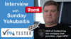 OnTour/Interview: Sunday Yokubaitis (CEO von Goldenfrog/VyprVPN)