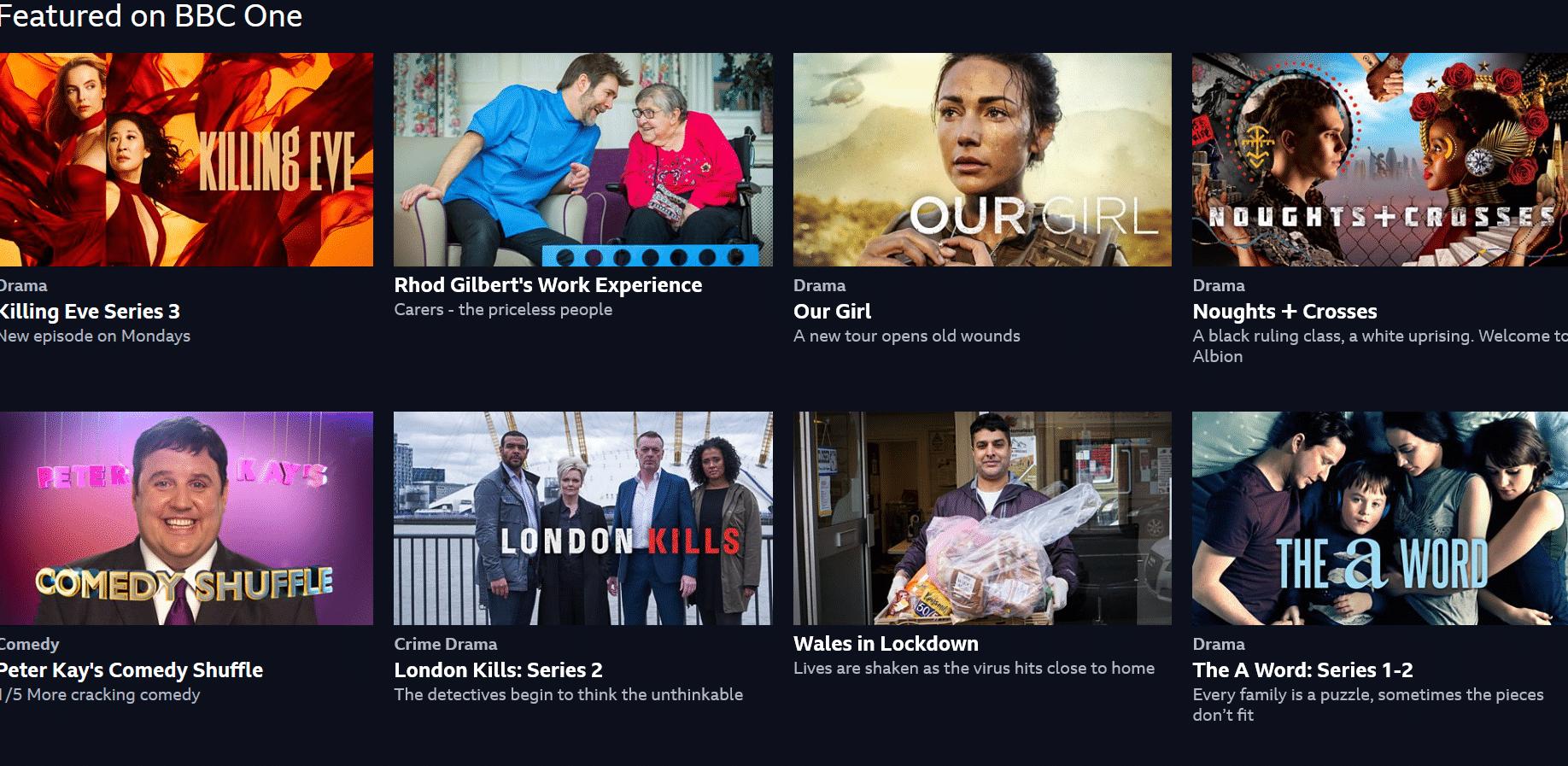 BBC in Deutschland schauen bietet tollen Content