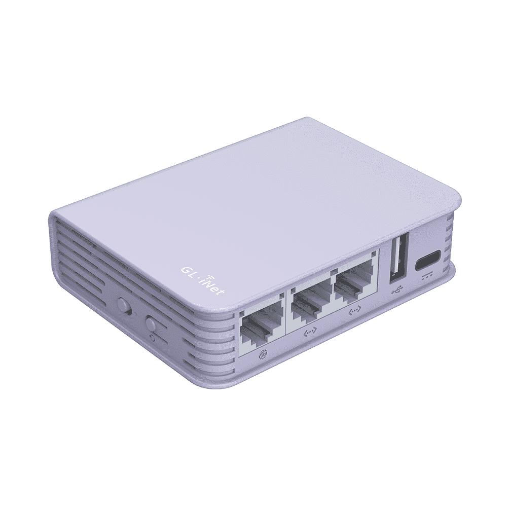 Testbericht: GL-iNet Brume (GL-MV1000) 5