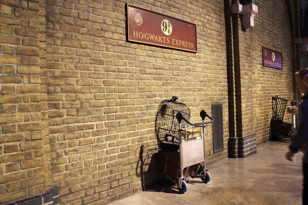 Harry Potter Netflix Hogwarts