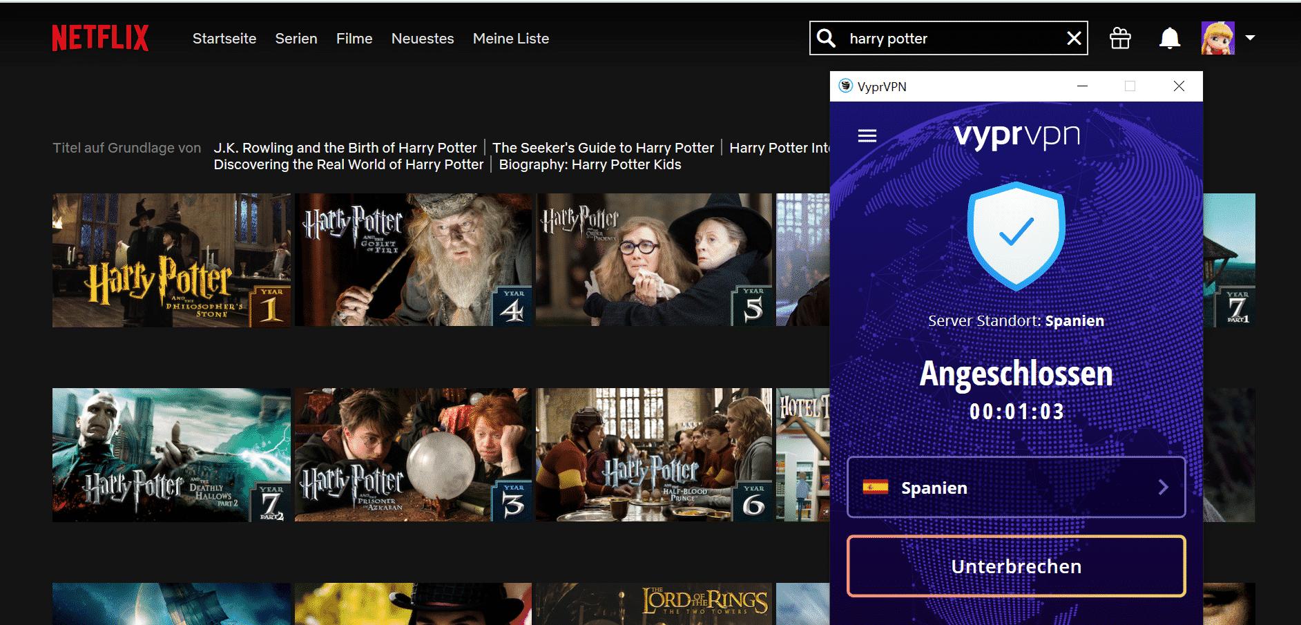 Harry Potter Netflix 2021 Alle 8 Filme Kostenlos Streamen
