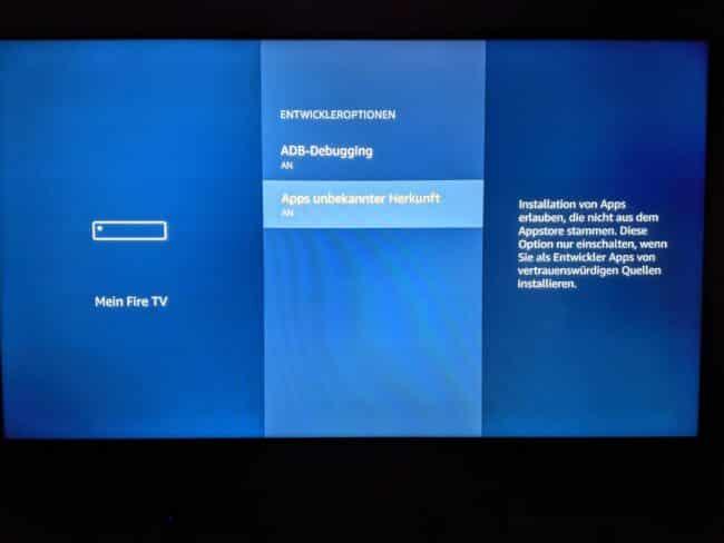 Anleitung: VyprVPN App (Neue Version) bereits auf FireTV installieren 2