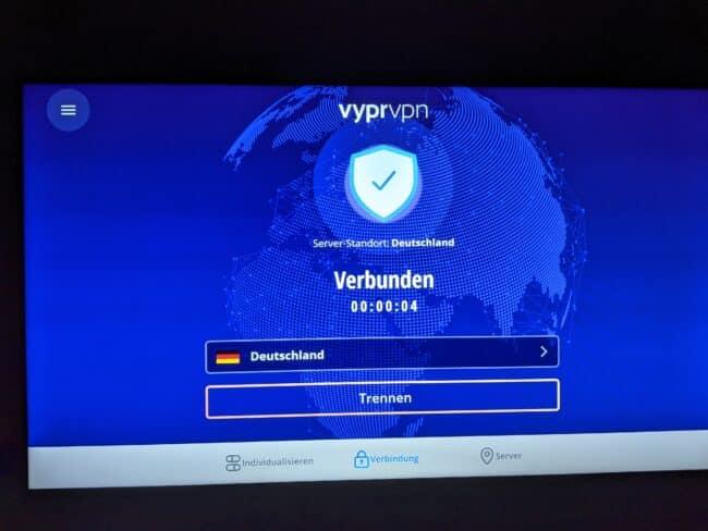 Anleitung: VyprVPN App (Neue Version) bereits auf FireTV installieren 10
