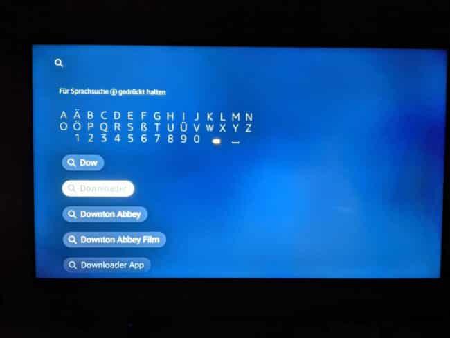 Anleitung: VyprVPN App (Neue Version) bereits auf FireTV installieren 3
