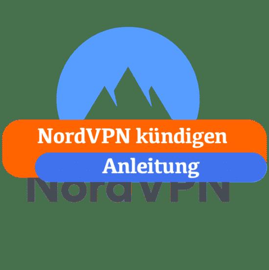 NordVPN kündigen Anleitung