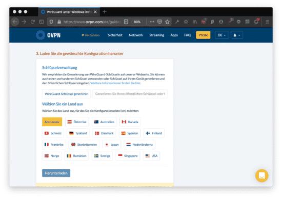 News: OVPN nun auch in Deutsch + Android App im Betastatus 4