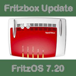 Fritzbox VPN Update 7.20