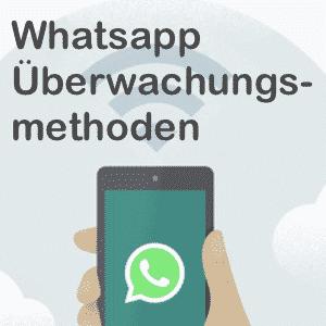 Whatsapp Überwachung mit WebClient