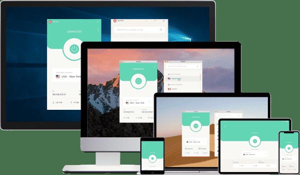 WeVPN Anwendungen