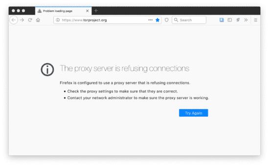 TOR Browser Sicherheitsprobleme
