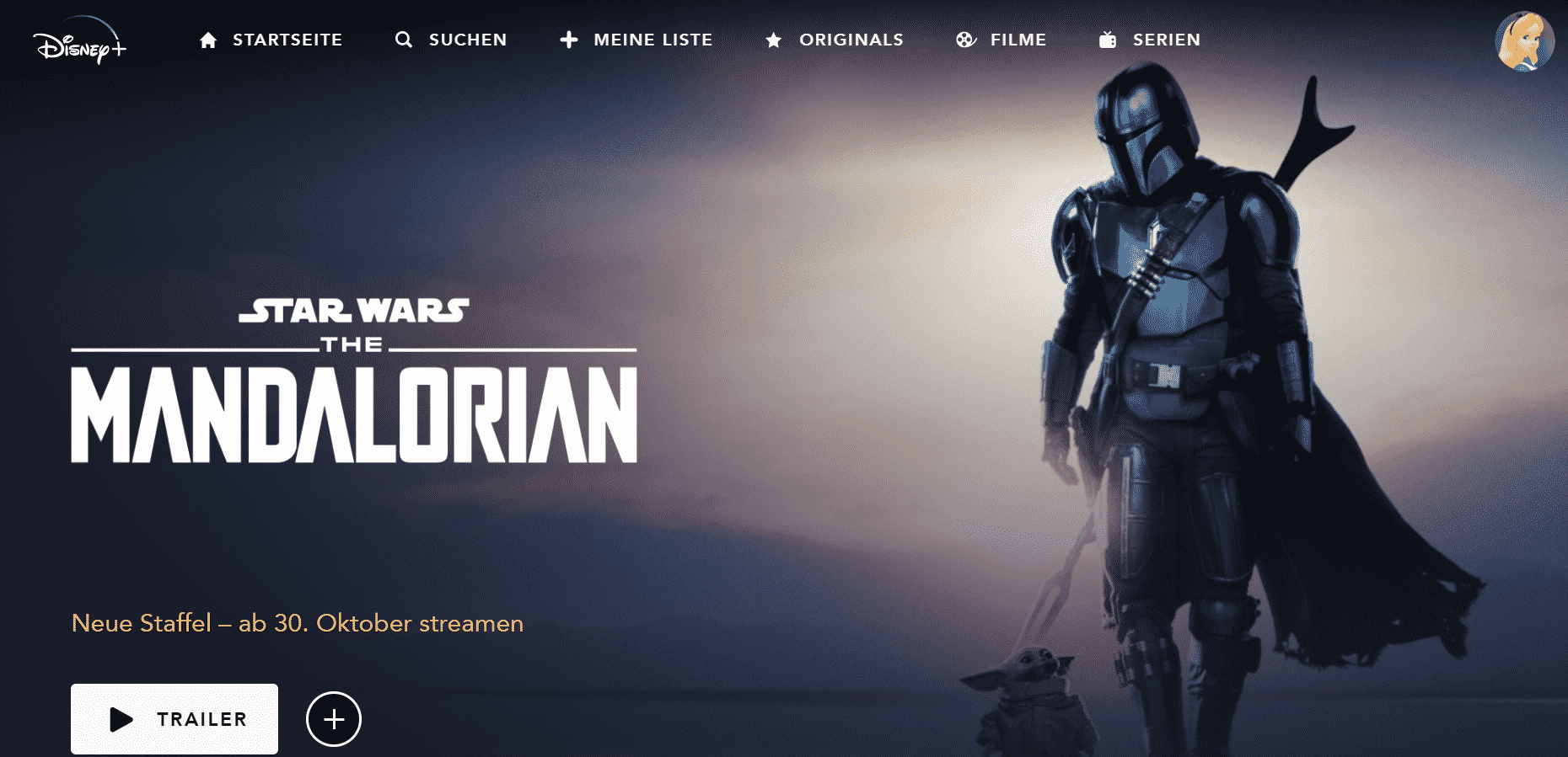 The Mandalorian Staffel 2