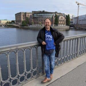 VPNTESTER besucht OVPN.com in Schweden - Recherche Vor-Ort 22