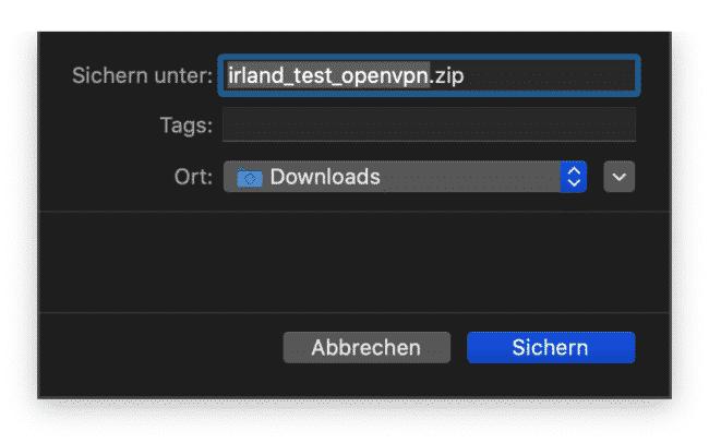 Anleitung: CyberGhost mit OpenVPN am ASUS verwenden 2