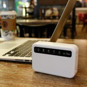 Mobile Wifi Router mit VPN-Client / Verwendung unterwegs oder im Hotel 4
