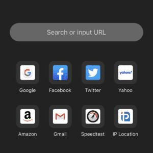 Sicherer Browser