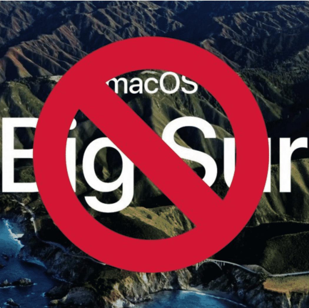 Apple`s Big Sur Betriebssystem bereit für den Zugriff durch Apple!
