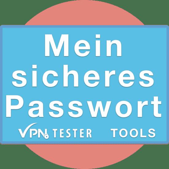 Passwort Generator - VPNTESTER