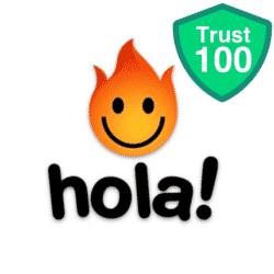 Hola VPN Trusted