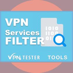 VPN Filter - Finde den passenden Service