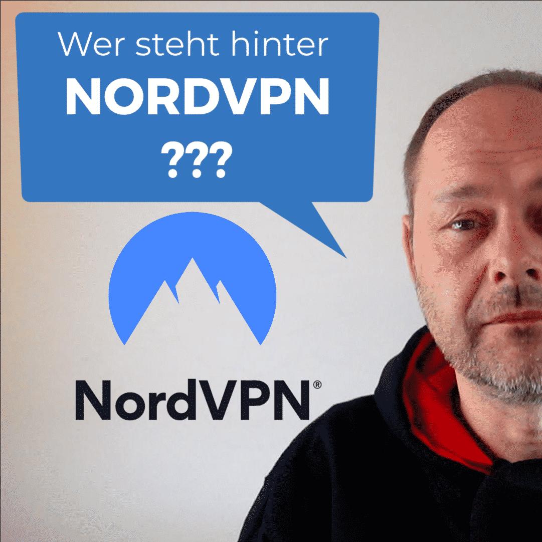 Wer steht hinter NordVPN?