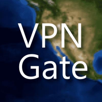 VPNgate Logo rund