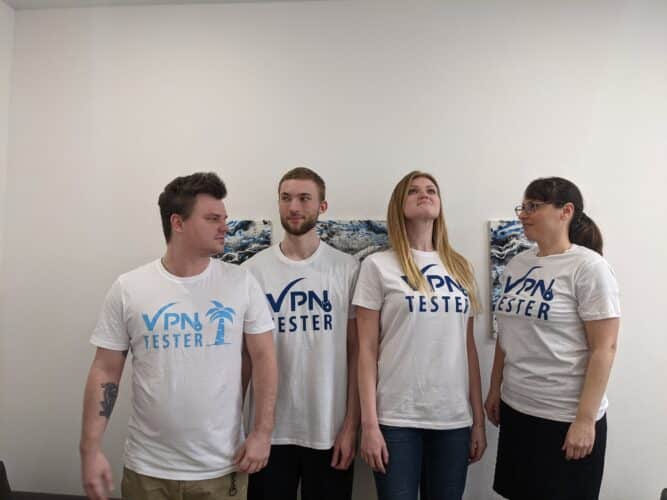 VPNTESTER - Wir testen, bewerten & vergleichen VPN Anbieter und helfen Dir! 3