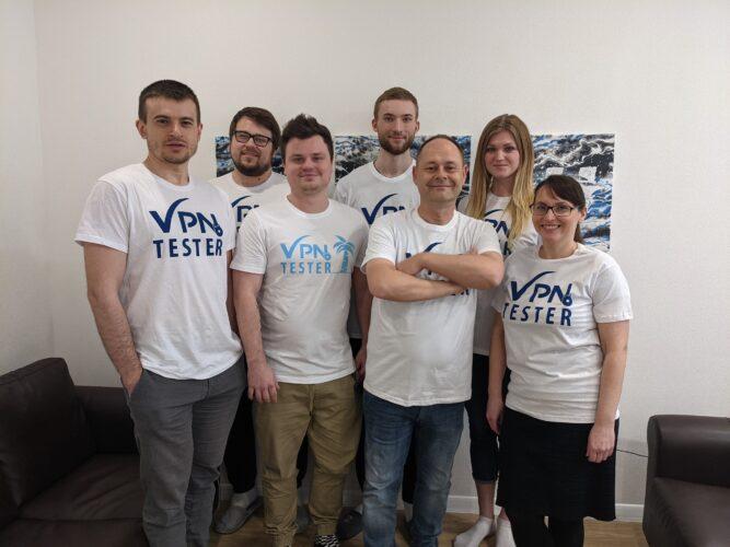 VPNTESTER Team