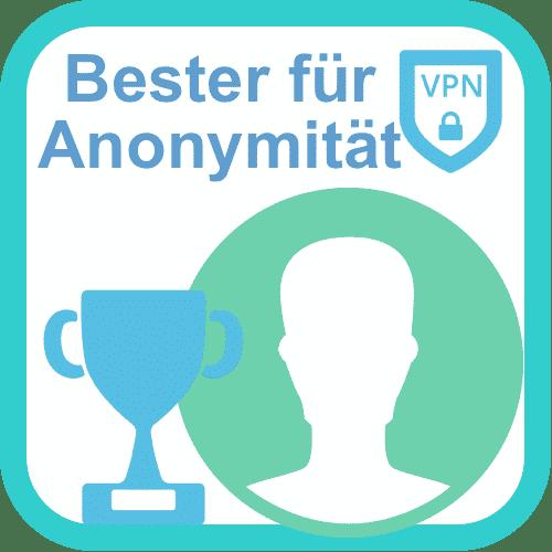 Bester VPN für Anonymität