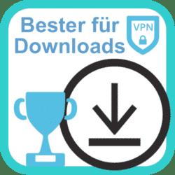 Bester VPN für Downloads