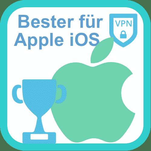 Bester VPN für Apple iOS