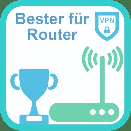 Bester VPN für Router
