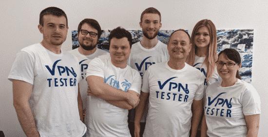 VPNTESTER Team für Dich erreichbar!