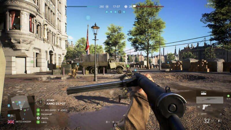 Battlefield 5 ist eines der beliebtesten Online-Action Games