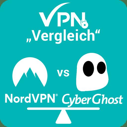 Vergleiche NordVPN vs CyberGhost