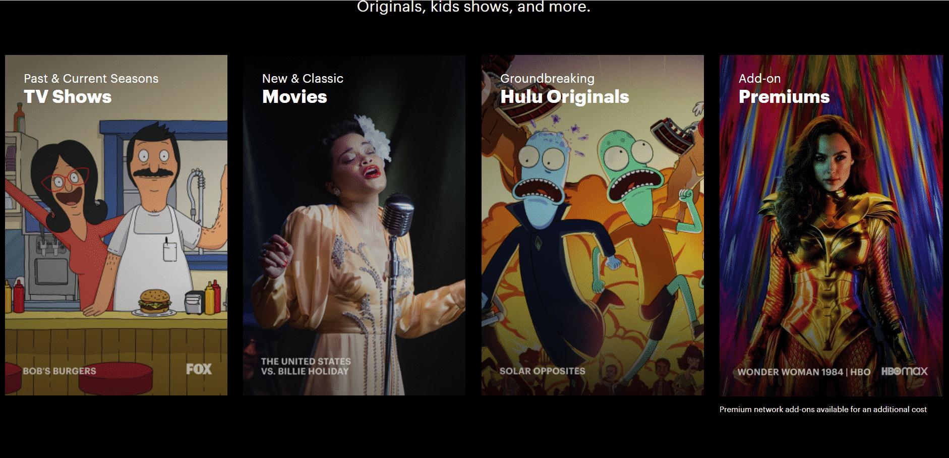 Hulu Deutschland sehen