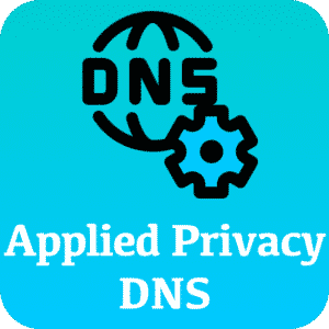 Applied Privacy DNS