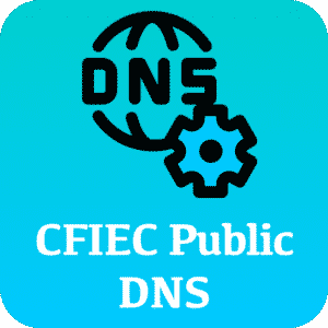CFIEC Public DNS