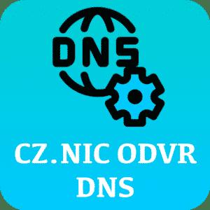 CZ.NIC ODVR DNS