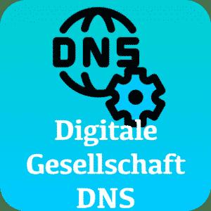 Digitale Gesellschaft DNS