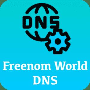 Freenom World DNS
