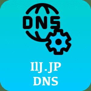 IIJ.JP DNS