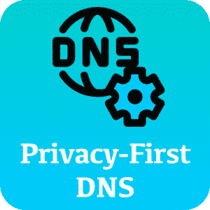 Privacy-First DNS