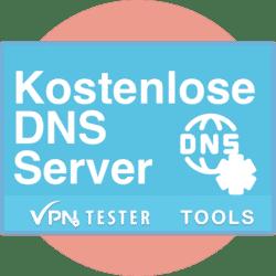 Kostenlose DNS Server by VPNTESTER