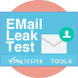 EMail Leak Test by VPNTESTER