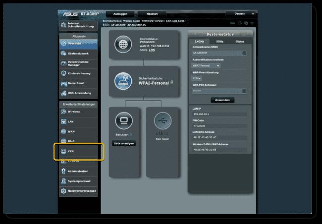 Anleitung: Hola VPN mit ASUS Router verwenden 4