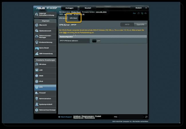 Anleitung: Hola VPN mit ASUS Router verwenden 5