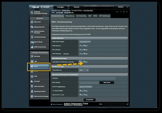 Anleitung: Hola VPN mit ASUS Router verwenden 17