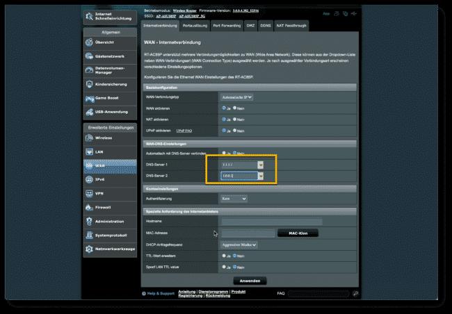 Anleitung: Hola VPN mit ASUS Router verwenden 19