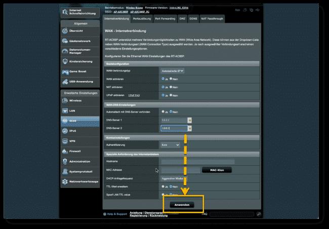 Anleitung: Hola VPN mit ASUS Router verwenden 20